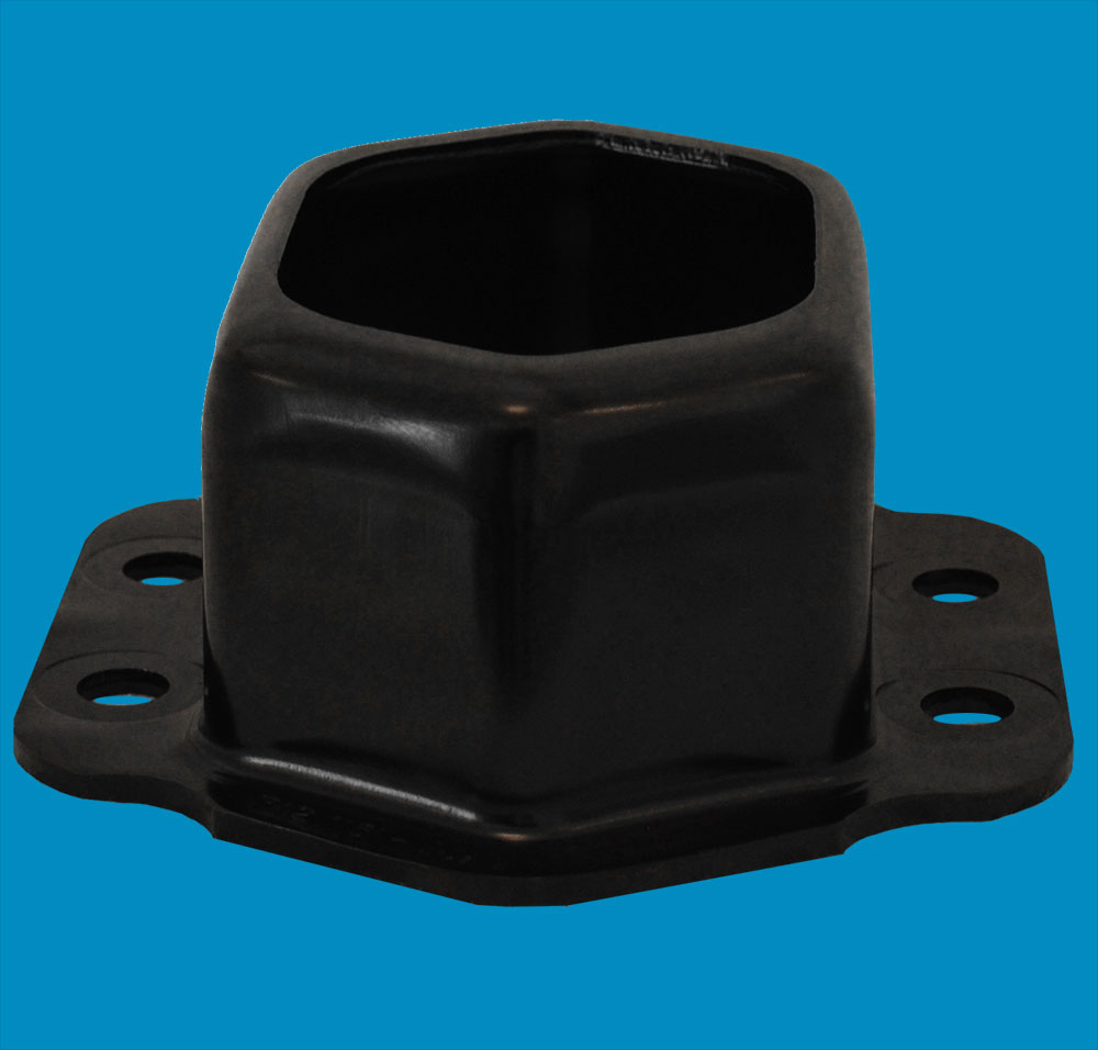 Housing for engine mounting